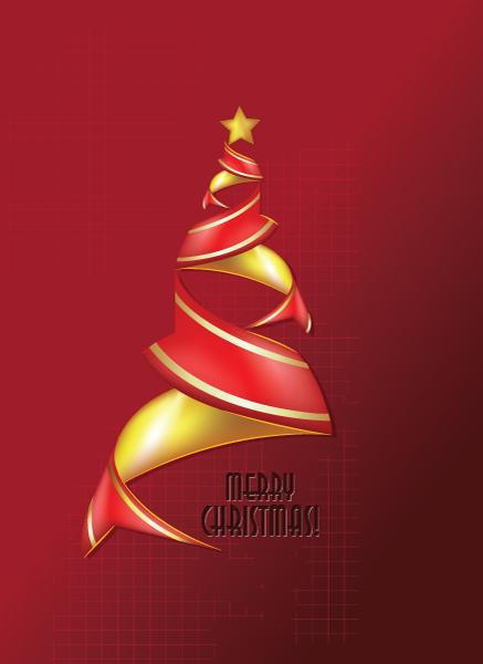 Christmas Vector Illustration Christmas Vector Illustration  Christmas Tree 2015 02 02 987
