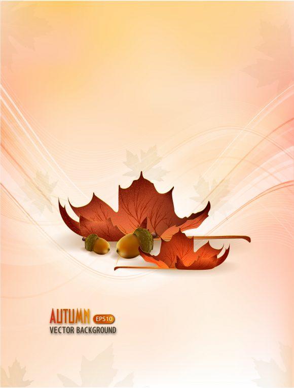 autumn background vector illustration 2015 03 03 018