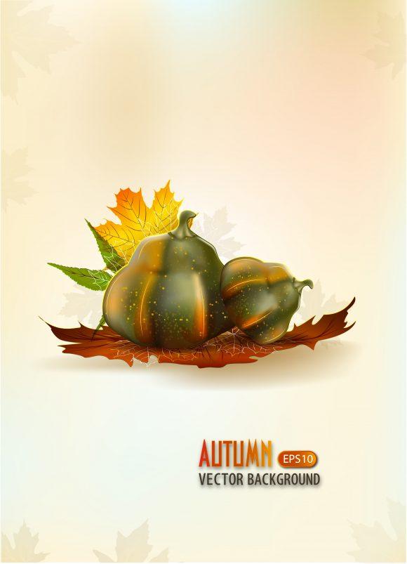 autumn background vector illustration 2015 03 03 020