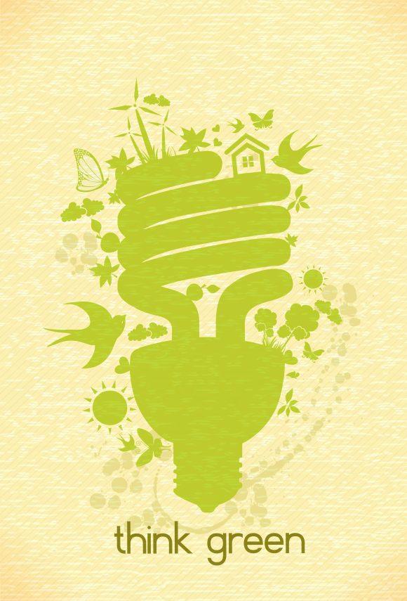Environment, Bird Vector Eco Friendly Design Vector Illustration 5