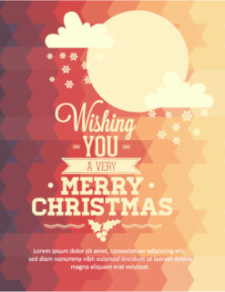 Christmas Vector illustration Vector Illustrations star