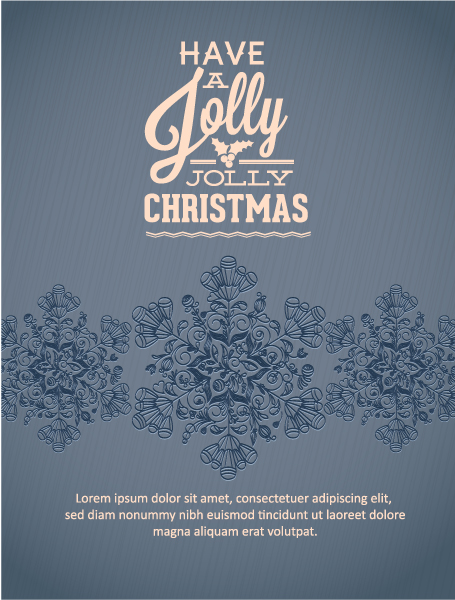 Christmas Vector illustration with gift Vector Illustrations old