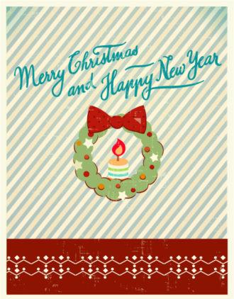 Christmas Vector illustration Vector Illustrations star