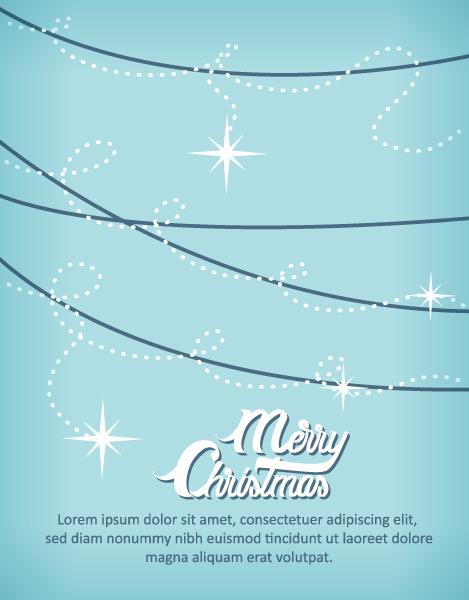 Christmas Vector illustration Vector Illustrations tree