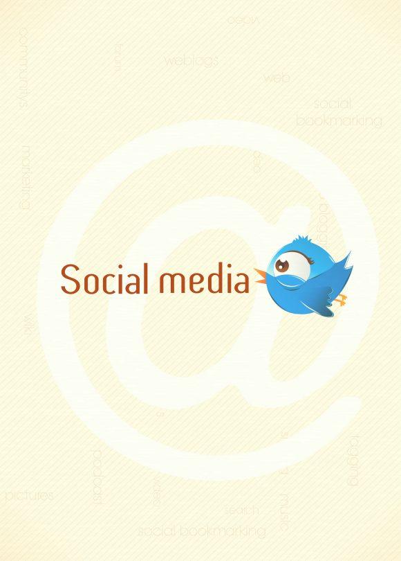 Social Vector Vector Social Media Illustration 1