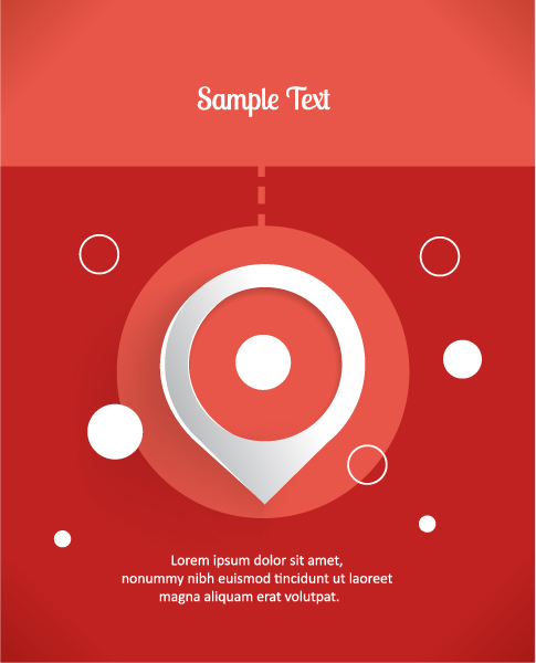 3D abstract vector illustration 2015 04 04 136