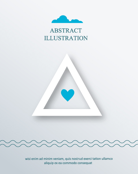 3D abstract vector illustration 2015 04 04 141
