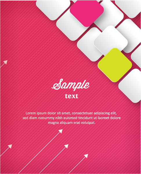 3D abstract vector illustration 2015 04 04 151