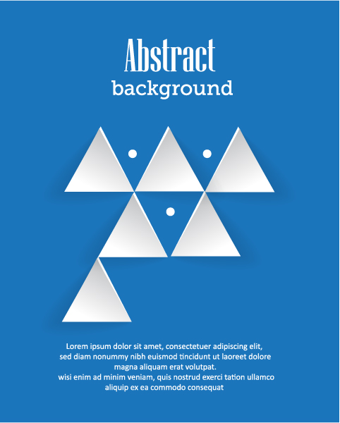 3D abstract vector illustration 2015 04 04 203
