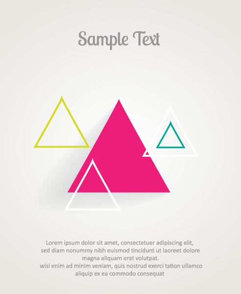 3D abstract vector illustration 2015 04 04 233