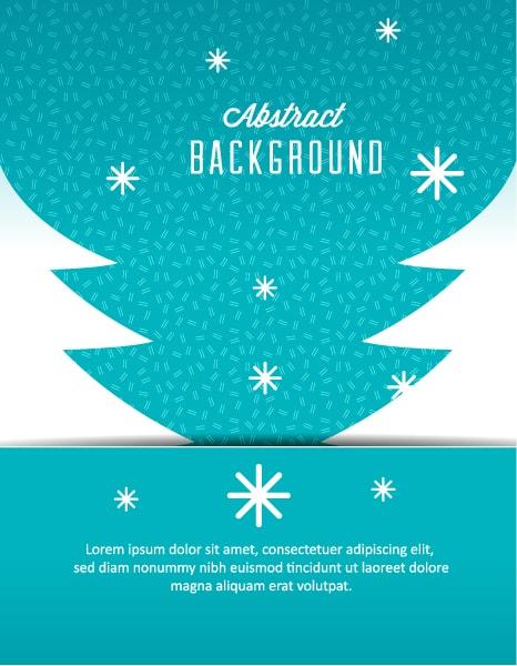 Christmas, New Vector Art 3d Abstract Vector Illustration  Christmas Tree 2015 04 04 252