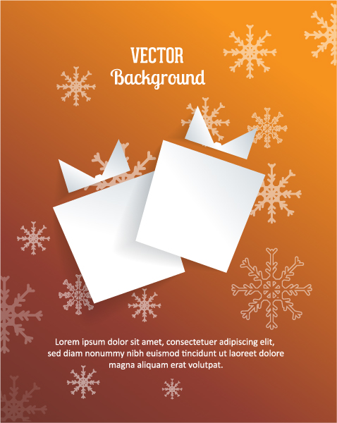 Astounding Illustration Vector: 3d Abstract Vector Illustration With Christmas Gift 2015 04 04 301
