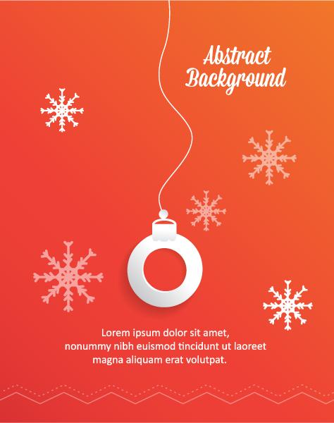 Globe, Illustration, Shadow Eps Vector 3d Abstract Vector Illustration  Christmas Globe 5