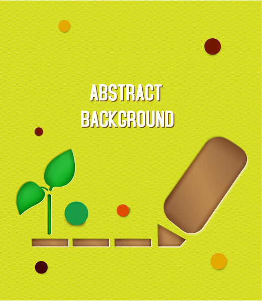 3D abstract vector illustration 2015 04 04 712