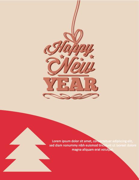 Vector Vector Design Christmas Vector Illustration  Typography Elements 2015 05 05 367