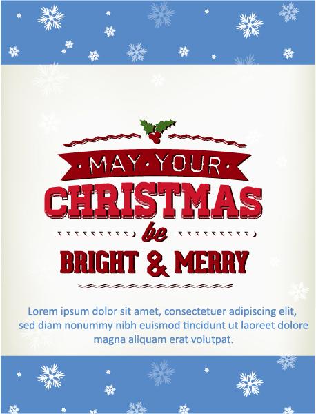 Christmas Vector illustration Vector Illustrations old