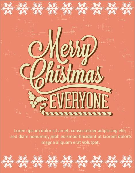 Christmas Vector Design Christmas Vector Illustration 2015 05 05 414
