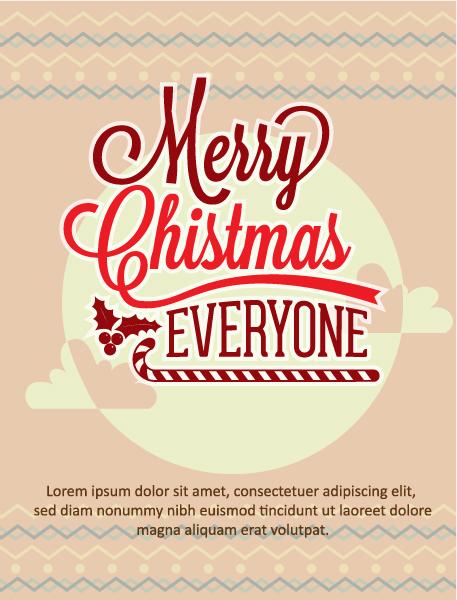 Creative Vector Artwork Christmas Vector Illustration 5