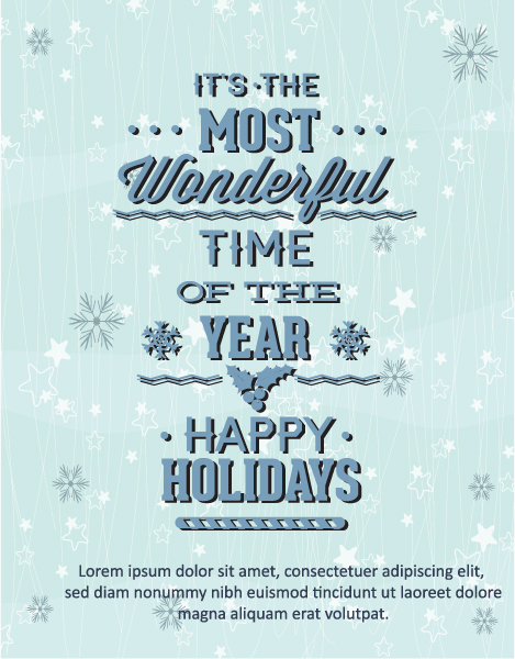 Christmas Vector illustration 2015 05 05 436