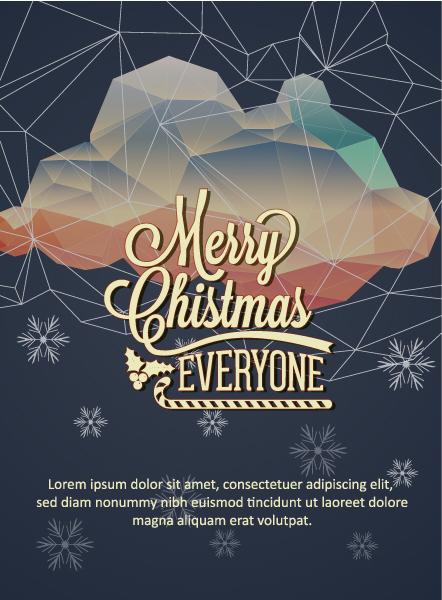 Christmas Vector illustration 5