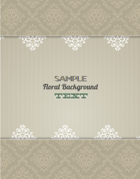 floral background vector illustration 2015 05 05 520