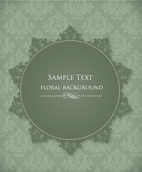 floral background vector illustration 2015 05 05 532