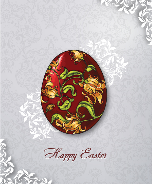 easter illustration with easter egg 2015 05 05 846