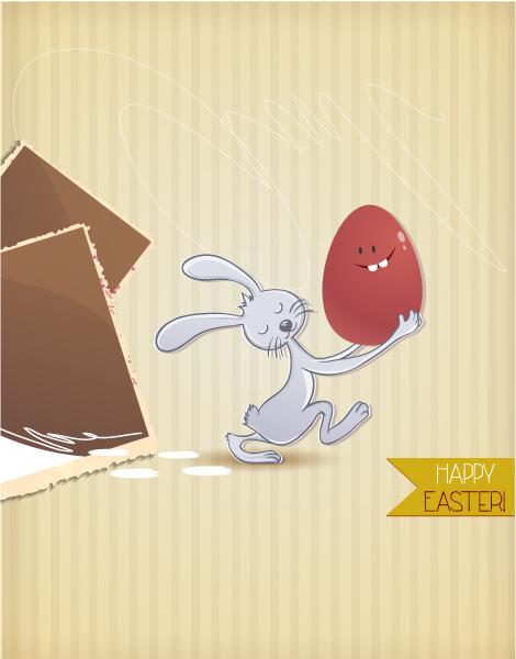 Illustration Vector Art Easter Illustration  Easter Egg 3