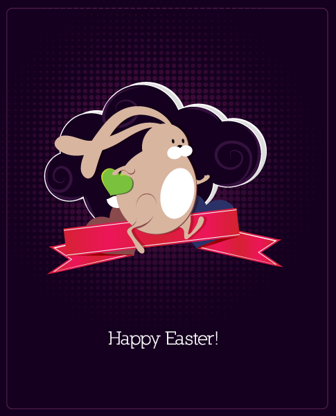 easter illustration with bunny 2015 05 05 856