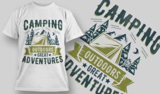 designious-tshirt-design-1529 T-shirt Designs and Templates vector