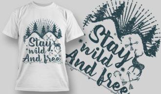 Designious-tshirt-design 1530 T-shirt Designs and Templates vector