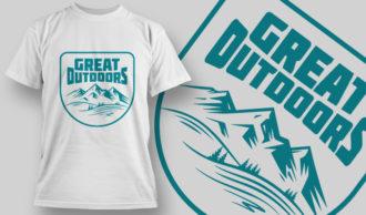 Designious-tshirt-design 1535 T-shirt Designs and Templates vector
