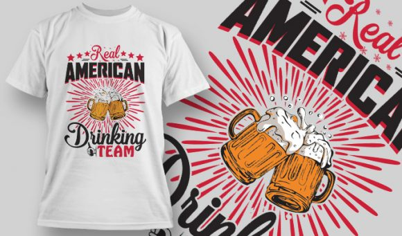 Designious-tshirt-design 1542 T-shirt Designs and Templates vector