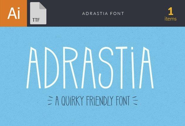 Free T-shirt Design Creator Tool font adrastia small1
