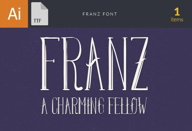 Free T-shirt Design Creator Tool fonts franz small1