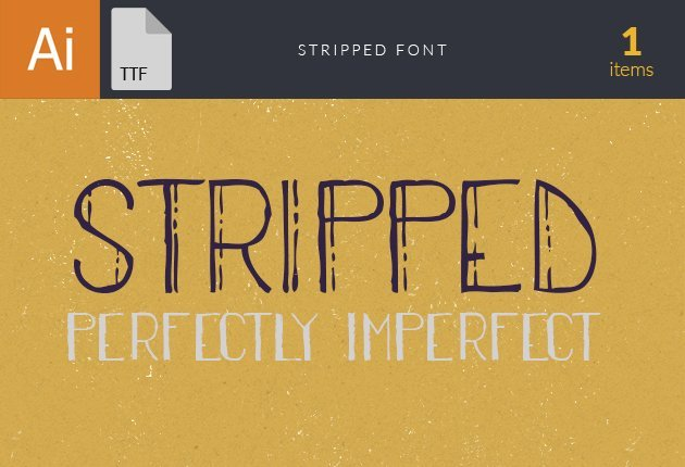 Free T-shirt Design Creator Tool fonts stripped small1