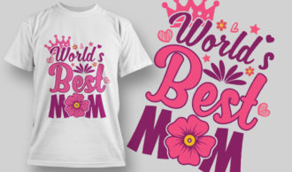 Designious-tshirt-design 1556 T-shirt Designs and Templates typography