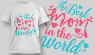 Designious-tshirt-design 1563 T-shirt Designs and Templates typography