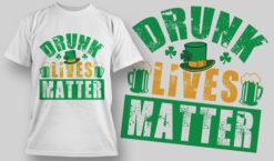 Designious t-shirt-design 1584 T-shirt designs and templates lucky