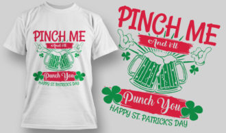 Designious-tshirt-design 1589 T-shirt Designs and Templates lucky