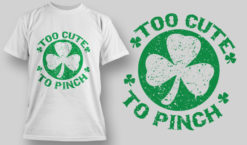 Designious-tshirt-design 1590 T-shirt designs and templates lucky