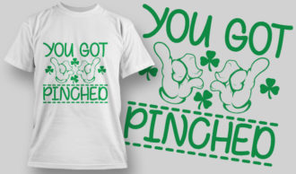 Designious-tshirt-design 1592 T-shirt Designs and Templates lucky