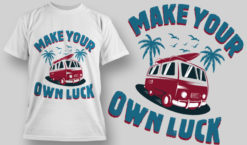 Designious-tshirt-design 1594 T-shirt designs and templates vacation