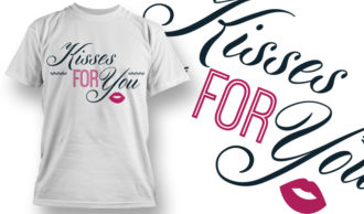 Valentines Day T-Shirt Design 11 T-shirt Designs and Templates vector
