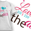 Valentines Day T-Shirt Design 31 Valentines day tshirt 23