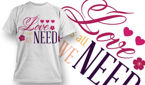 Valentines Day T-Shirt Design 35 T-shirt Designs and Templates vector