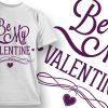 Valentines Day T-Shirt Design 28 T-shirt Designs and Templates vector