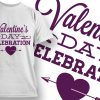 Valentines Day T-Shirt Design 48 Valentines day tshirt 46