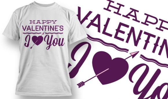 Valentines Day T-Shirt Design 48 Valentines day tshirt 48