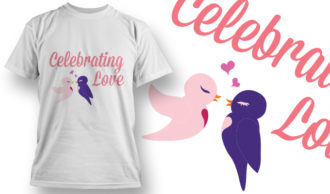 Valentines Day T-Shirt Design 53 T-shirt Designs and Templates vector